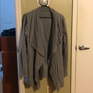 Lululemon sweatshirt wrap